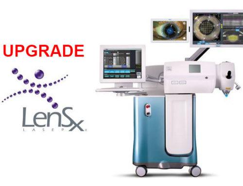 Equipamento LensX Passa por Upgrade Trazendo Benefícios Para Pacientes com Ceratocone